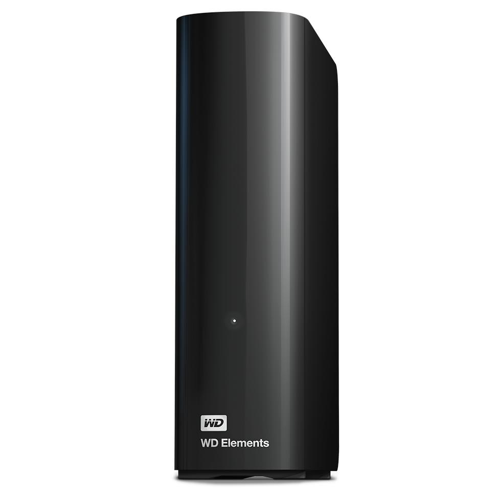 WESTERN DIGITAL WDBWLG0060HBK 6000GB BLACK EXTERNAL HARD DRIVE