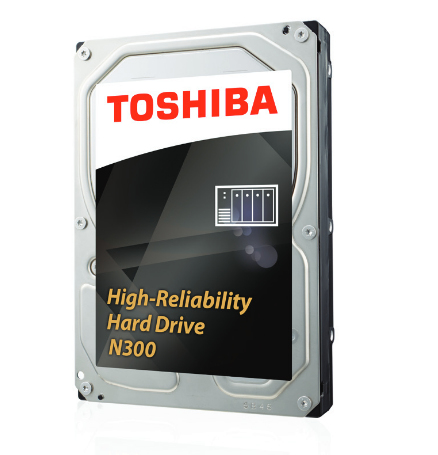 TOSHIBA N300 4TB 4000GB SERIAL ATA III INTERNAL HARD DRIVE