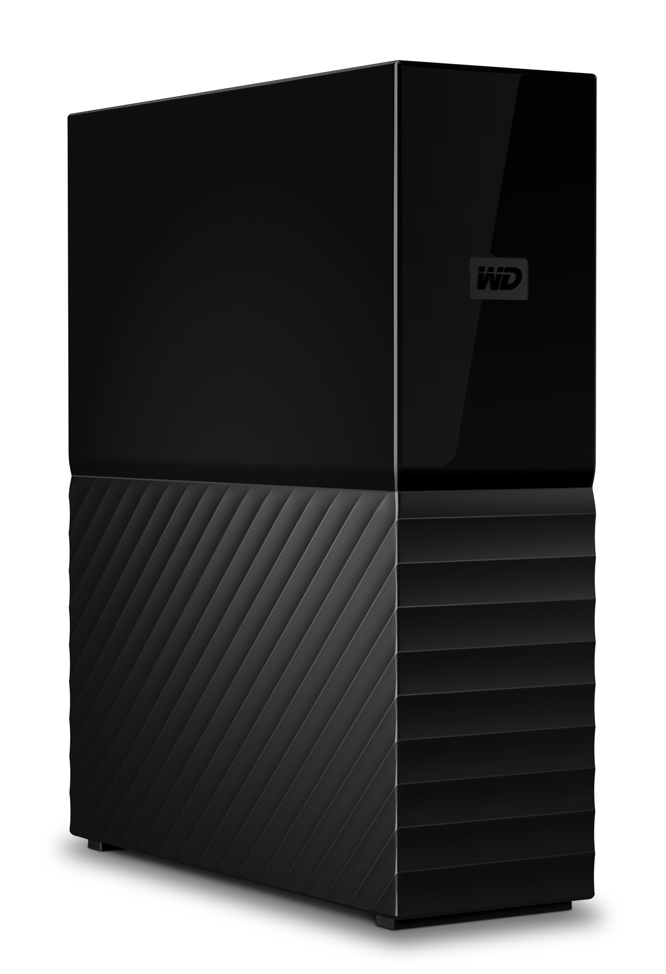 WESTERN DIGITAL MY BOOK 8000GB BLACK EXTERNAL HARD DRIVE