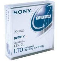 SONY LTO ULTRIUM CLEANING CARTRIDGE