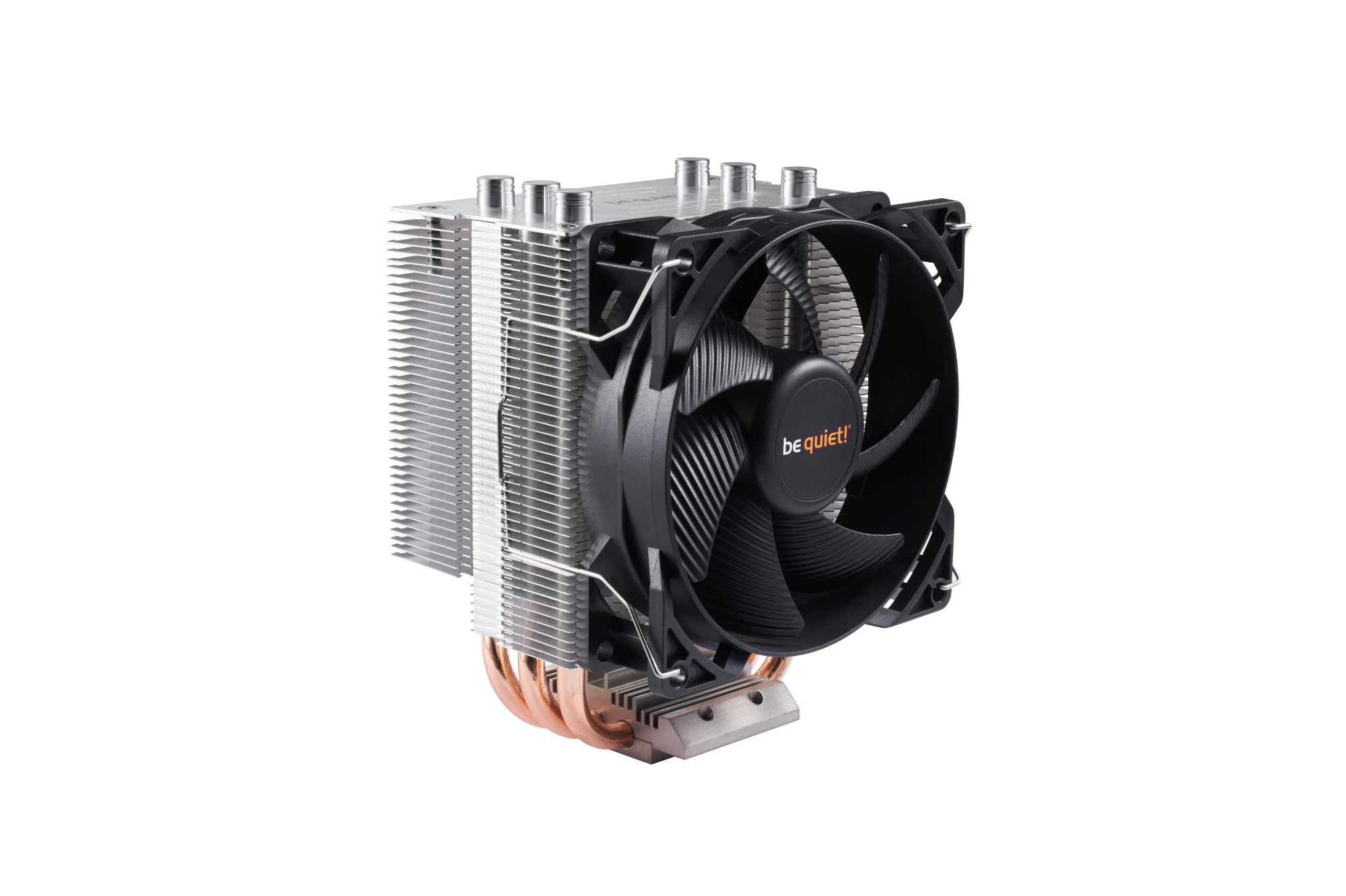 BE QUIET! PURE ROCK SLIM, 120W TDP, 92 MM