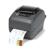 ZEBRA GX430T THERMAL TRANS 300 X 300DPI LABEL PRINTER