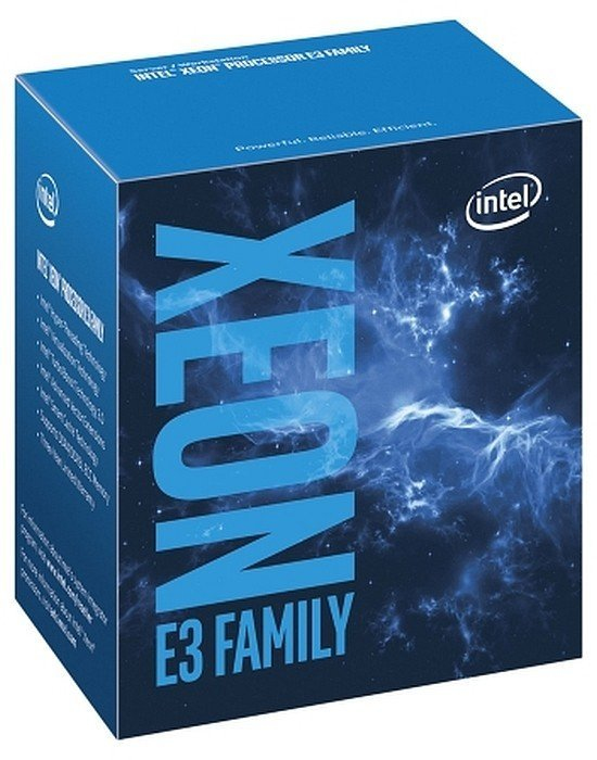 INTEL XEON PROCESSOR E3-1270 V5 (8M CACHE, 3.60 GHZ) 3.6GHZ 8MB SMART CACHE BOX