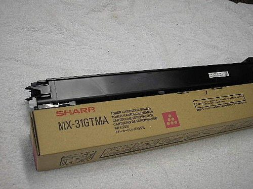 SHARP MX-31GTMA TONER MAGENTA, 15K PAGES