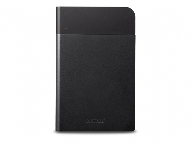 BUFFALO HD-PZF1.0U3B-EU MINISTATION EXTREME USB 3.0 1TB 1000GB BLACK EXTERNAL HARD DRIVE
