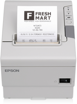EPSON TM-T88V (052): POWERED USB, W/O PS, ECW