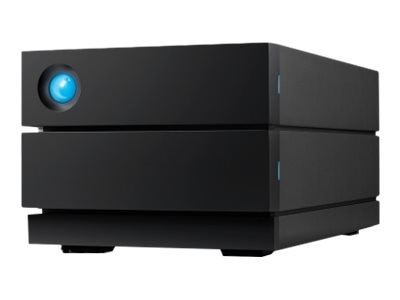 LaCie 2big RAID 4TB disk array Desktop Black