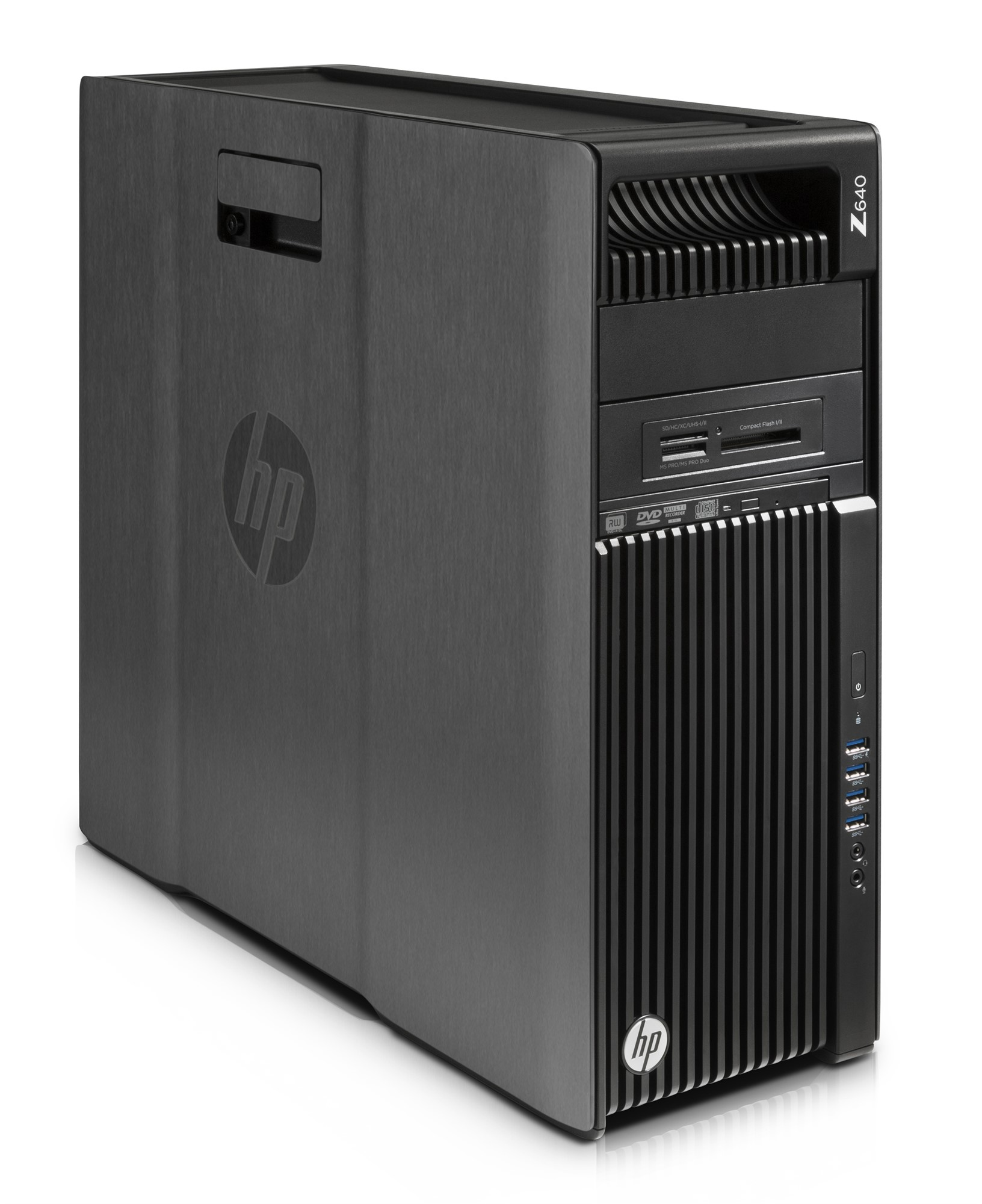 HP 2WU33EA#ABU Z640 2.2GHZ E5-2650V4 TOWER BLACK WORKSTATION