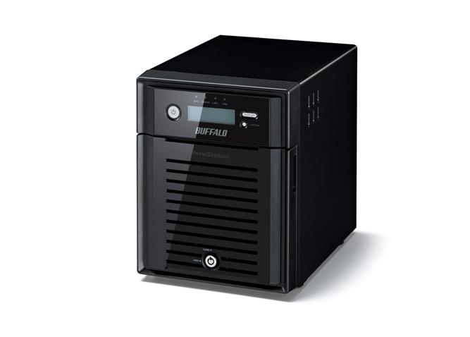 BUFFALO WS5400DR0404W2EU TERASTATION 5400DRW2 WINDOWS STORAGE SERVER 2012 R2 4TB ETHERNET LAN BLACK