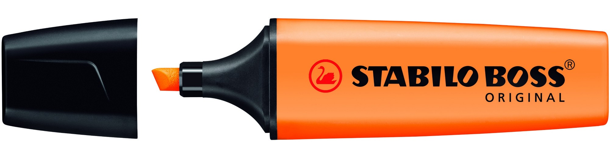STABILO 70/54 BOSS ORIGINAL ORANGE 10PC(S) MARKER