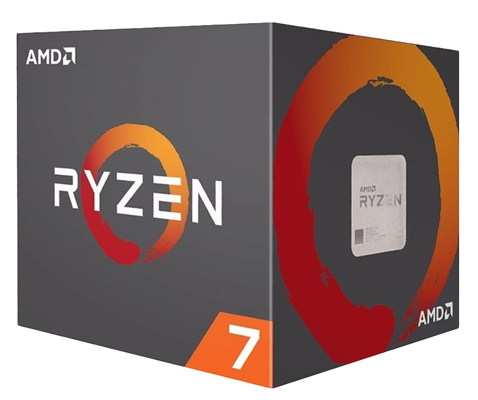 AMD YD1700BBAEBOX RYZEN 7 1700 3GHZ 16MB L3 PROCESSOR