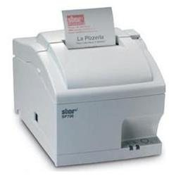 STAR MICRONICS 39332430 SP742 HIGH SPEED CLAMSHELL RECEIPT PRINTER, AUTOCUTTER, NON-INTERFACE