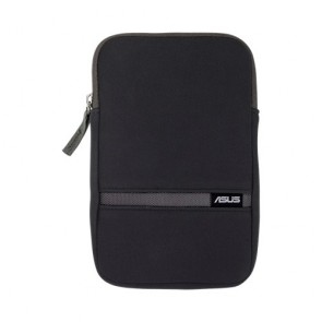 ASUS UNIVERSAL ZIPPERED SLEEVE FOR ALL 7 INCH TABLETS - BLACK