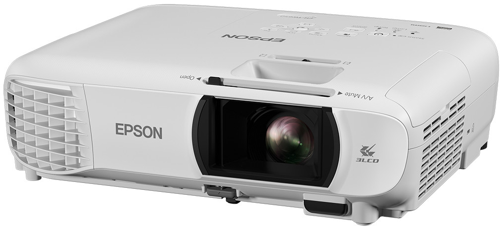 EPSON EH-TW650 DESKTOP PROJECTOR 3100ANSI LUMENS 3LCD 1080P (1920X1080) WHITE DATA