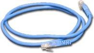 MICROCONNECT UTP625B CAT6 UTP - 25M BLUE NETWORKING CABLE