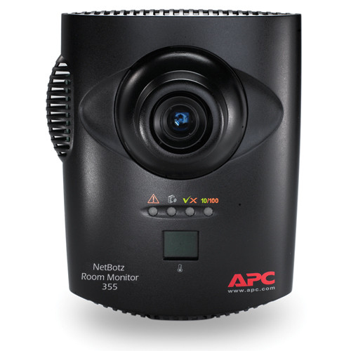 APC NBWL0355A IP SECURITY CAMERA CUBE BLACK