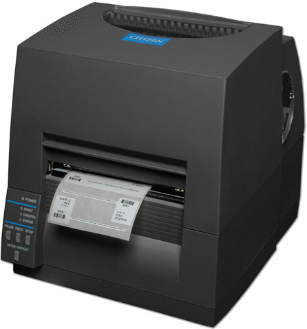 CITIZEN CL-S631 DIRECT THERMAL / TRANS 300 X 300DPI LABEL PRINTER