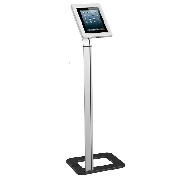 NEWSTAR TABLET-S100SILVER ANTI-THEFT TABLET FLOOR STAND - SILVER