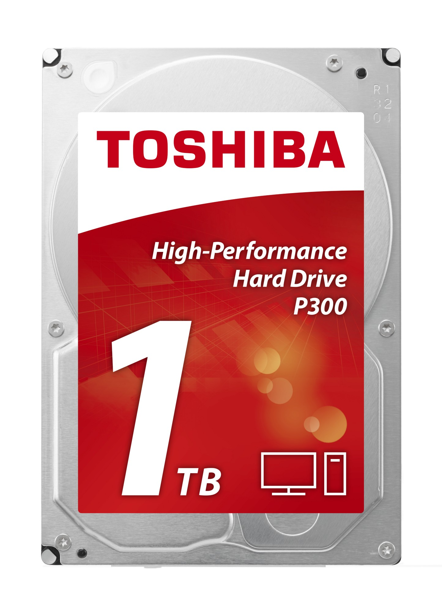 TOSHIBA P300 1TB HDD 1000GB SERIAL ATA III INTERNAL HARD DRIVE