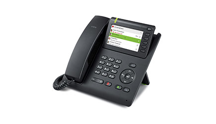 UNIFY L30250-F600-C428 OPENSCAPE DESK PHONE CP600, BLUETOOTH, 960G, BLACK
