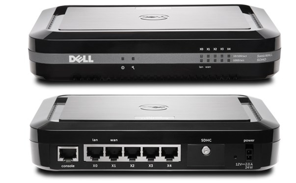 DELL SONICWALL SOHO + TOTALSECURE 1Y 300MBIT/S HARDWARE EWALL