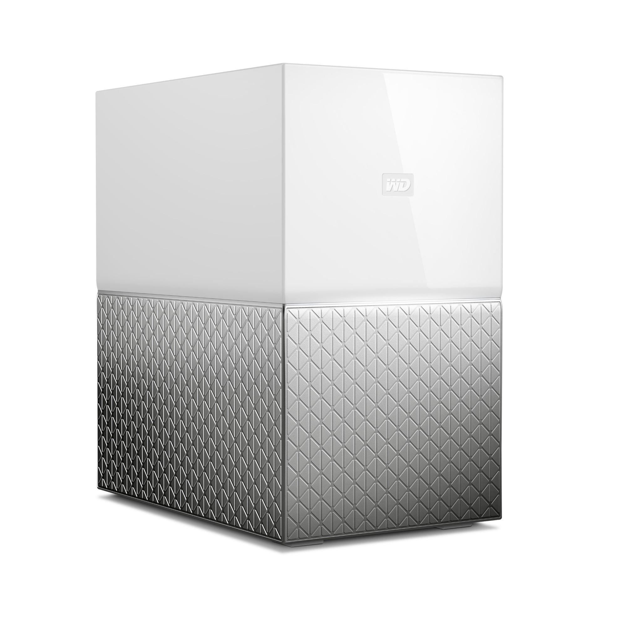 WESTERN DIGITAL MY CLOUD HOME DUO 8TB ETHERNET LAN WHITE PERSONAL STORAGE DEVICE