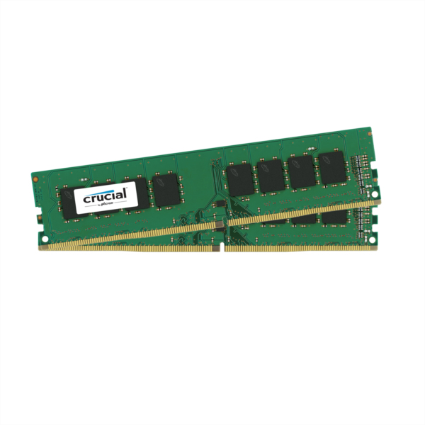 CRUCIAL CT2K8G4DFS824A 16GB KIT (8GBX2) DDR4 2400MHZ MEMORY MODULE