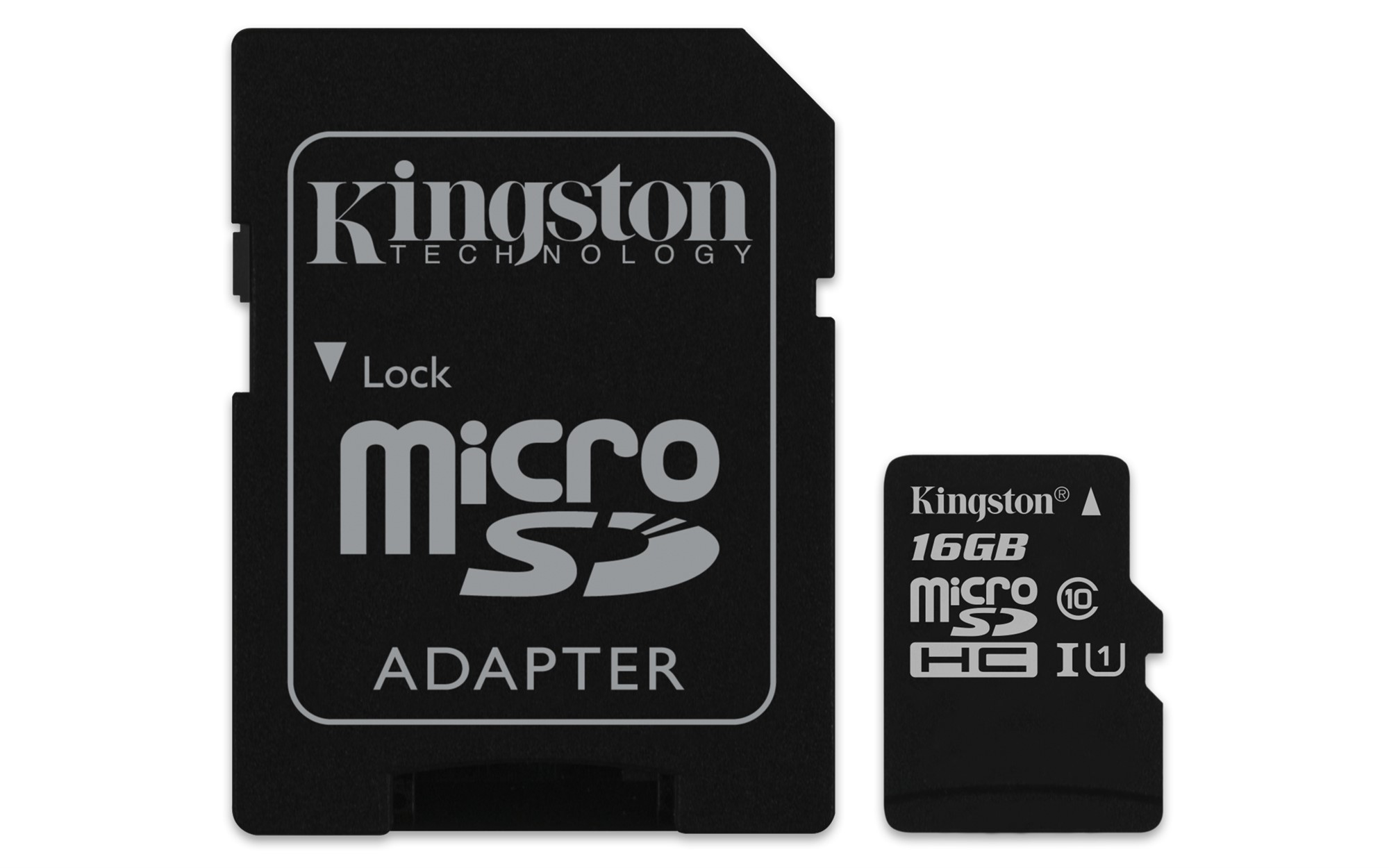 KINGSTON CANVAS SELECT 16GB MICROSDHC UHS-I CLASS 10 MEMORY CARD