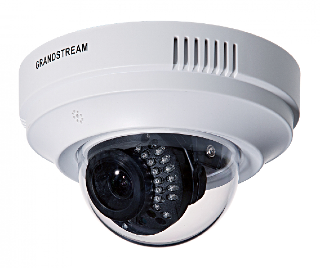 GRANDSTREAM NETWORKS GXV3611IR-HD GXV3611IR_HD IP SECURITY CAMERA INDOOR DOME WHITE 1280 X 720PIXELS
