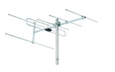 MAXIMUM 20610 OUTDOOR ANTENNA, GAIN 7.5DB, FRONT - BACK 18 DB, CH. 5-12