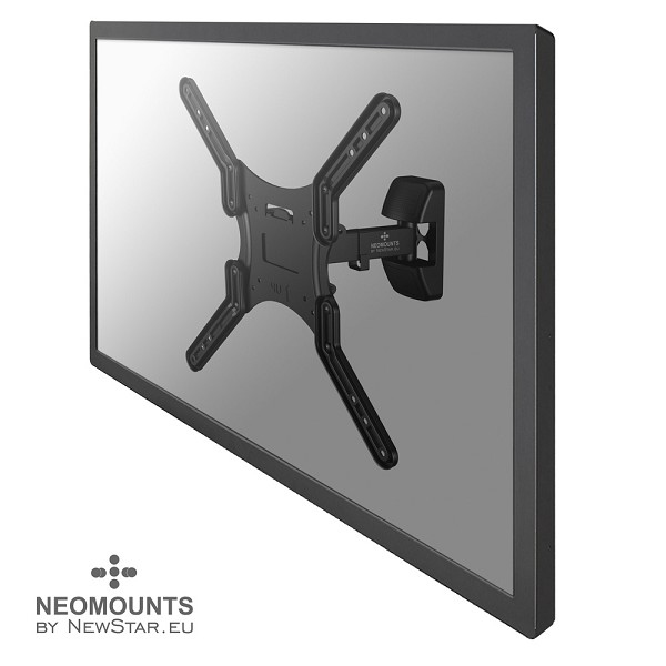 NEWSTAR NM-W325BLACK TV/MONITOR WALL MOUNT (2 PIVOTS & TILTABLE) FOR 23