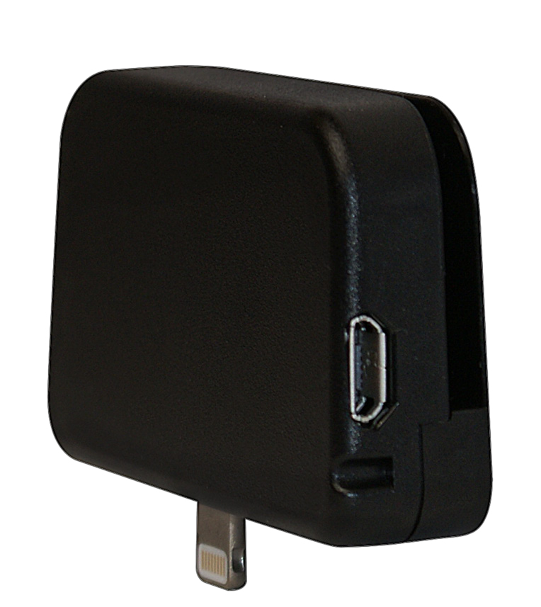 ID TECH IDMR-AL30133 CREDIT CARD READER FOR IPHONE 5, IPAD MINI, AND 4