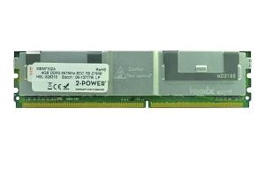 2-POWER PSA PARTS 2PDPC2667FCLO14G 4GB DDR2 667MHZ ECC MEMORY MODULE