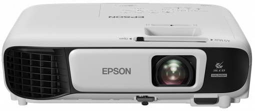 EPSON EB-U42 PORTABLE PROJECTOR 3600ANSI LUMENS 3LCD 1080P (1920X1080) BLACK, WHITE DATA