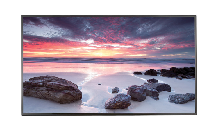 LG 86UH5C DIGITAL SIGNAGE FLAT PANEL 86