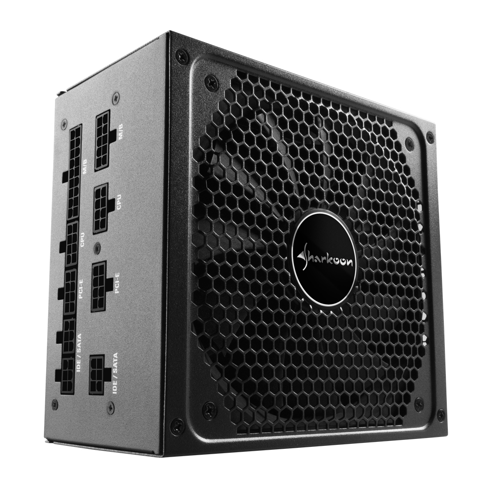 Sharkoon SilentStorm Cool Zero power supply unit 650 W ATX Black