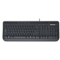 MICROSOFT ANB-00006 WIRED KEYBOARD 600, BLACK