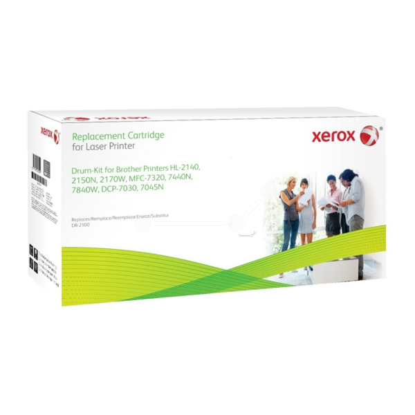 XEROX 003R99782 COMPATIBLE DRUM KIT, 12K PAGES (REPLACES BROTHER DR2100)
