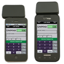 ID TECH ID-80110004-001 UNIMAG PRO - MOBILE MAGSTRIPE READER, 60 INCHES S, 3.5MM, 0.888 OZ.