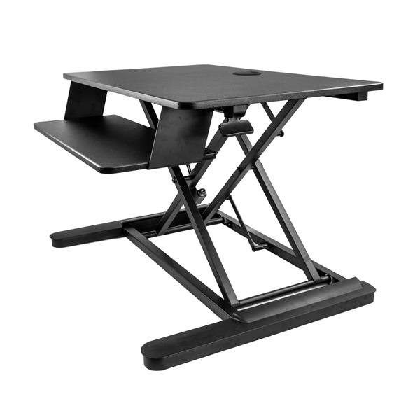 STARTECH ARMSTSLG SIT-STAND DESK CONVERTER - LARGE 35 WORK SURFACE