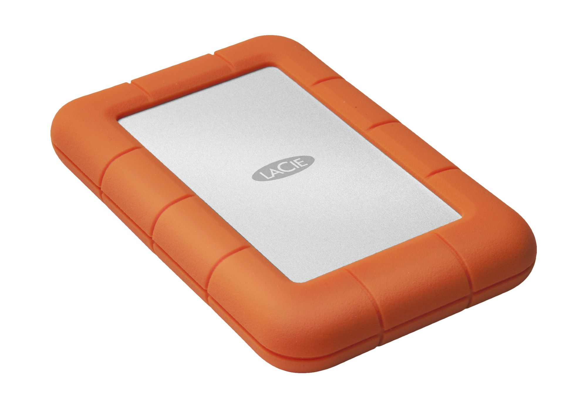 LACIE LAC9000633 RUGGED MINI 4000GB ORANGE EXTERNAL HARD DRIVE