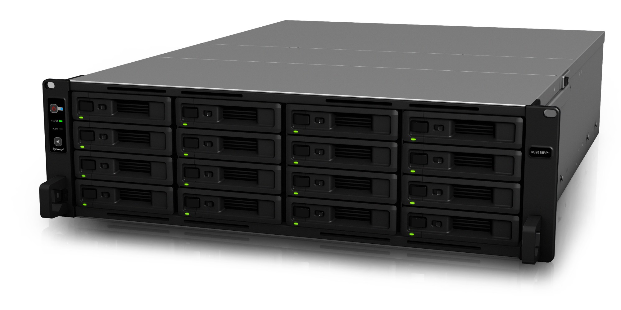 SYNOLOGY RS2818RP+/64TB-GOLD 16 BAY NAS