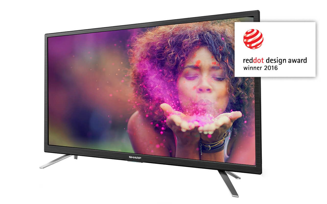 SHARP FULL HD SMART D-LED TV, 24