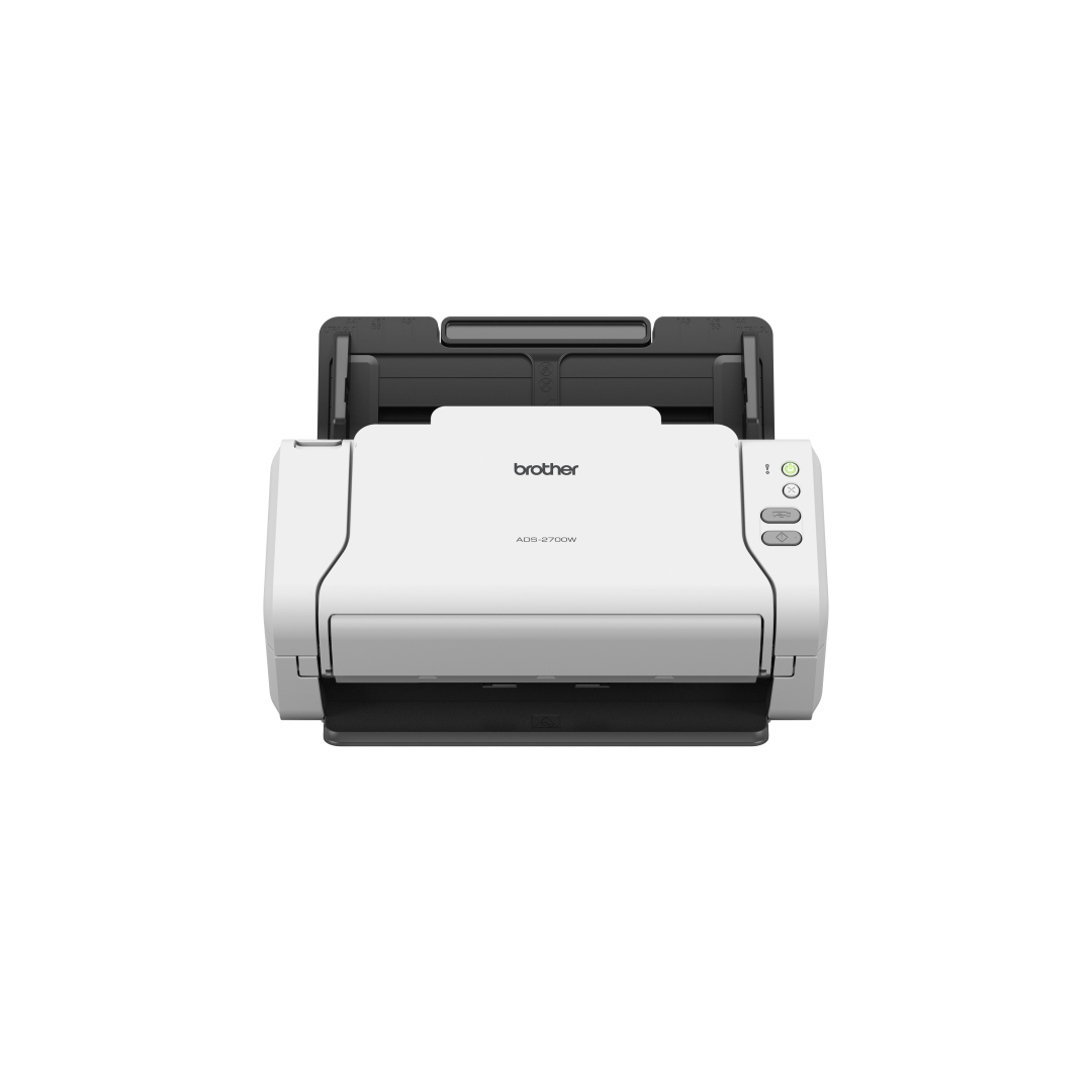 BROTHER ADS-2700W ADF SCANNER 600 X 600DPI A4 BLACK, WHITE