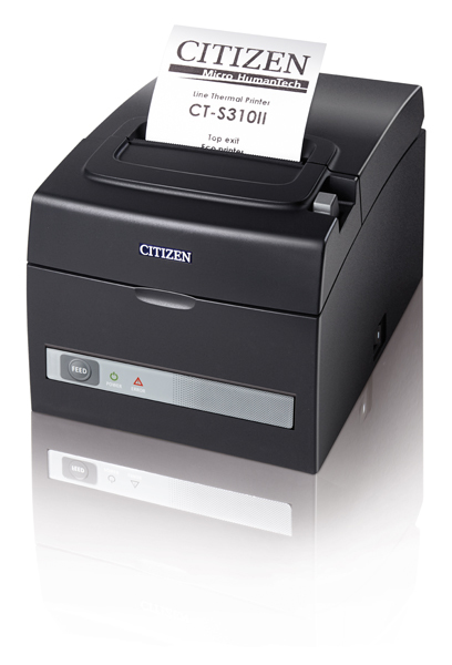 CITIZEN CT-S310-II THERMAL POS PRINTER 203 X 203DPI