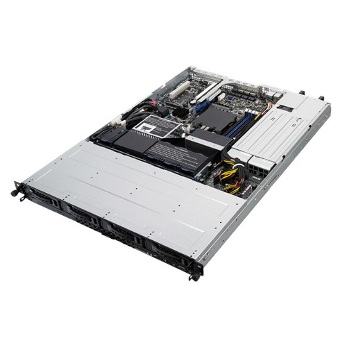 ASUS RS300-E9-RS4 Intel C232 LGA 1151 (Socket H4) Rack (1U) Silver