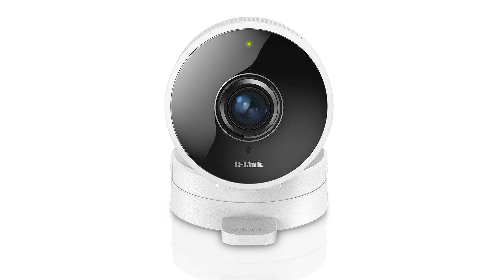 D-LINK HD 180 GRADEN IP SECURITY CAMERA INDOOR WHITE 1280 X 720PIXELS