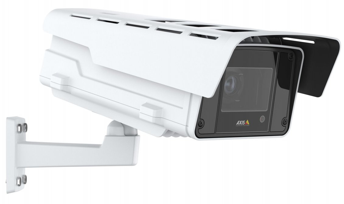 AXIS 01223-001 Q1645-LE IP SECURITY CAMERA INDOOR & OUTDOOR BOX BLACK, WHITE 1920 X 1080PIXELS