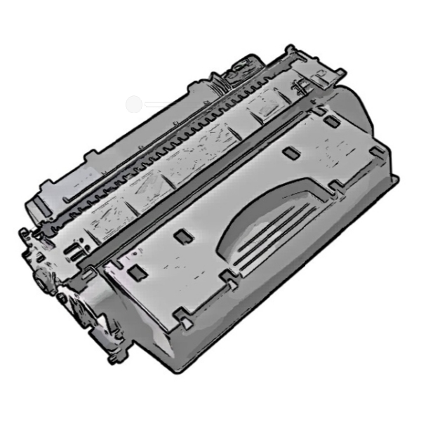 XEROX 006R03026 COMPATIBLE TONER BLACK, 2.7K PAGES, PACK QTY 1 (REPLACES HP 80A)