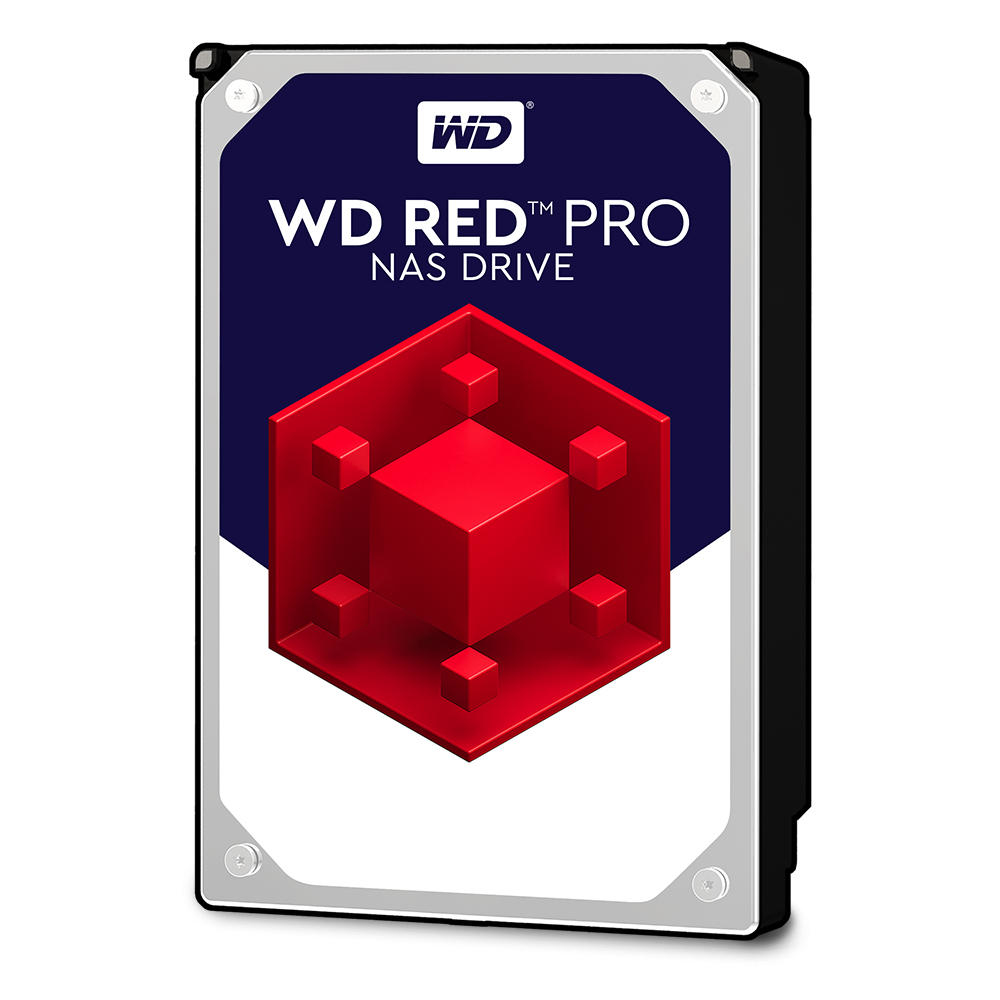 WESTERN DIGITAL RED PRO 4 TB HDD 4000GB SERIAL ATA III INTERNAL HARD DRIVE